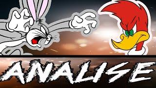 Pica-Pau vs. Pernalonga (Duelo de Titãs) ●RIFLEAT ANÁLISE●