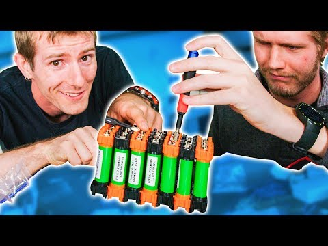 DIY Lithium Battery What could go wrong