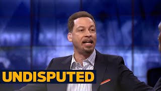 Russell Westbrook ties Wilt Chamberlain's triple-double mark, is he MVP? | UNDISPUTED
