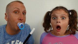 Bad Baby Freak Daddy & Victoria
