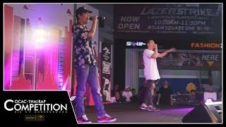 Perform   61 TOWN (BA-RA-ME & PS) - THIS HERE [Thai Rap Competition]