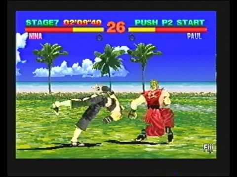 Xxx Mp4 Tekken 1 Gameplay PS1 3gp Sex