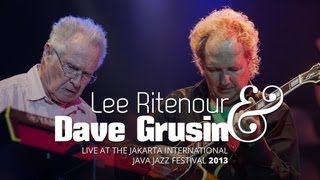 Lee Ritenour & Dave Grusin Live at Java Jazz Festival 2013