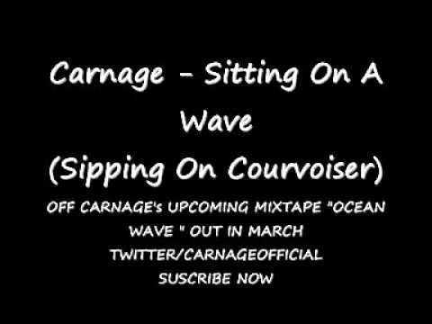 Carnage - Sitting On A Wave (Sipping On Courvoisier) 2011