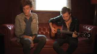 ATP! Acoustic Session: A Rocket To The Moon -