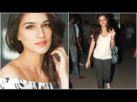 Kriti Sanon calls herself the 'The Best Girlfriend' | Shraddha Obsessed With Trackpants & Tees