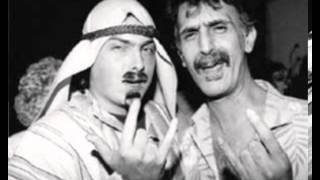 Zappa w Eric Bogosian :BOTC - 1986 LA CA 19 Interview Part 2
