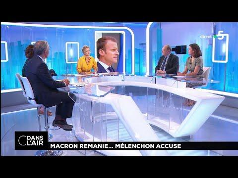 Xxx Mp4 Macron Remanie Mélenchon Accuse Cdanslair 16 10 2018 3gp Sex