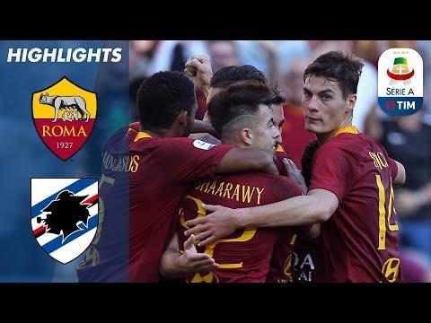 Xxx Mp4 Roma 4 1 Sampdoria El Shaarawy Double As Roma Ease Past Sampdoria Serie A 3gp Sex