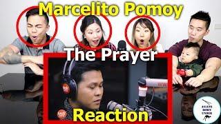 Marcelito Pomoy Sings The Prayer LIVE On Wish 107 5   Reaction - Australian Asians