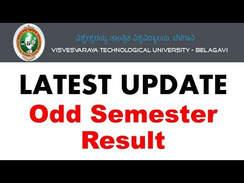 Xxx Mp4 VTU ODD SEMESTER RESULT UPDATE 16 02 2019 3gp Sex