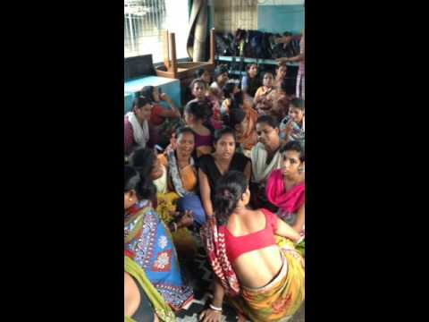 Sex Workers learning about their Menstrual and Fertility Cycle- India