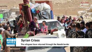 Over 30,000 refugees return to Syria from Jordan