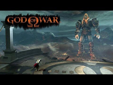 watch GOD OF WAR #3 - Oráculo e o Deus da Guerra! (PS3 Gameplay em Português)