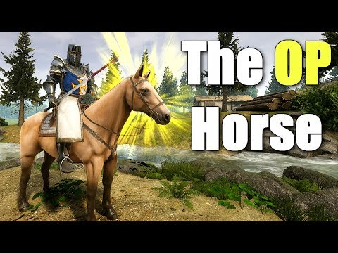 Xxx Mp4 The Overpowered Horse In Mordhau 3gp Sex