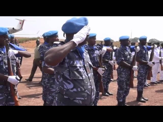 Guinée Bissau: Arrivée Roi marocain Mohamed VI