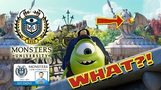 Monsters University | Everything YOU Missed!