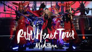 Intro + Iconic Rebel Heart Tour Studio Version