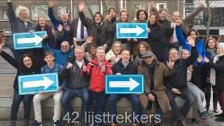 RAP de 2e Kamer in ... Lijst 17 De Burger Beweging 2017
