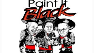 PAINT IT BLACK PODCAST: EPISODE # 127 - HARD R'S & CHOCOLATE MEDUSA