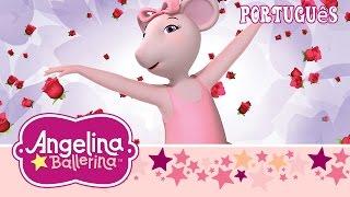 Angelina Ballerina Brasil - Angelina Ballerina Episódio Compilação (Quase 2 Horas)