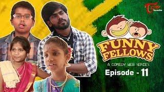 FUNNY FELLOWS | Kids Comedy Skits | Part #11 | By Lavanya Alvala | #TeluguComedy