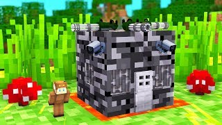 HOW TO LIVE IN THE MOST SECURE MINECRAFT HOUSE!