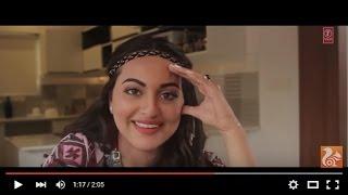 UC Browser Exclusive The making of Aaj Mood Ishqholic Hai' - Sonakshi Sinha ft.
