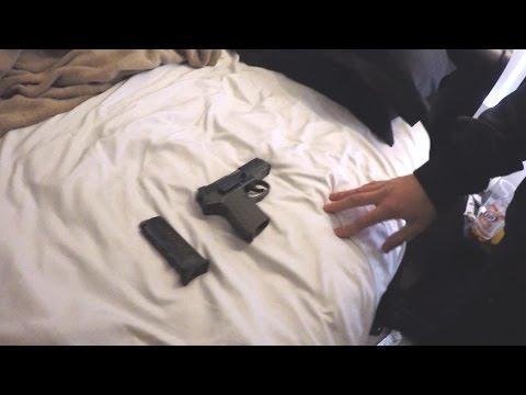Buying an ILLEGAL GUN vs legal Social Experiment