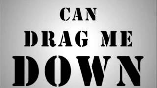 One Direction   Drag Me Down Animated OFFICIAL LYRICS AUDIO