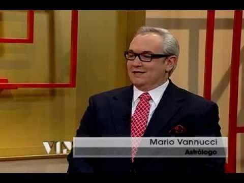 Entrevista con Mario Vannucci en Galería VIP