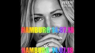 Helene Fischer Hamburg 14.07.18