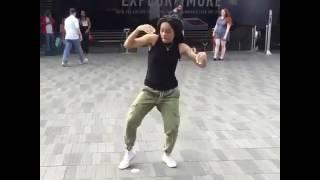😁Best nysc twerk dancer.she killed it or nah
