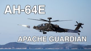 AH-64E Apache Guardian Attack Helicopter