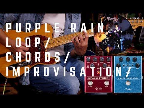 Purple Rain - Loop, Chords and Improvisation Ideas