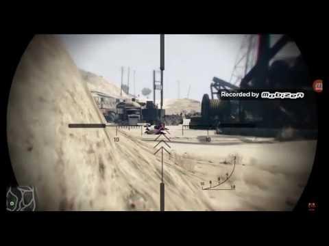 GTA 5.   Jandarma.  Özel. Harekat modu