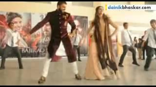 Ranveer & Deepika Launch Song