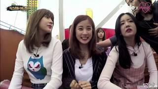 • scaredy cat park chorong: amusement parks edition (5) •