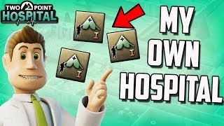 Trying to Save My Patients?! Two Point Hospital