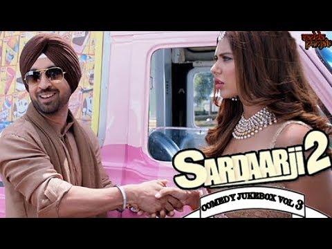 Sardaar Ji 2 Comedy Jukebox Vol 3 | Comedy Scenes | Diljit Dosanjh