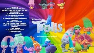 13. True Colors (Justin Timberlake and Anna Kendrick) - TROLLS