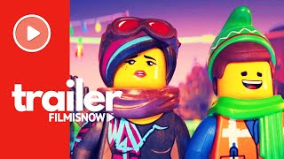 """THE LEGO MOVIE 2 """"Emmet's Holiday Party"""" Trailer - A Lego Movie Short"""