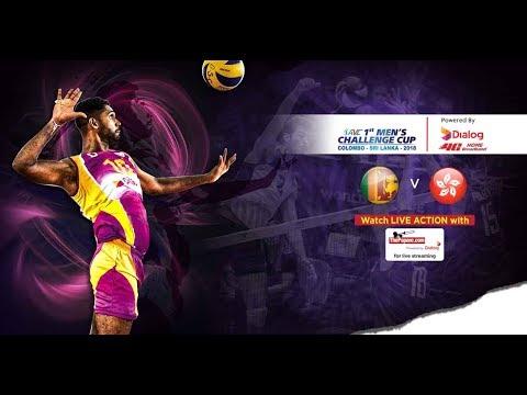 Xxx Mp4 Sri Lanka V Hong Kong – 1st Asian Men's Volleyball Challenge Cup 3gp Sex