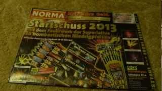 Feuerwerk Prospekte 2012 Vorstellung Tipps und Tratsch mit PyroHeuler P2/2