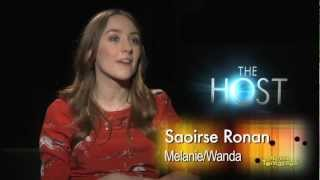 The Host Cast:  No One Can Pronounce Saoirse's Name