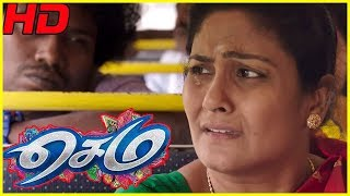 Sema Movie Scenes | Mansoor Ali Khan calls the wedding off | Sujatha decides to end his life