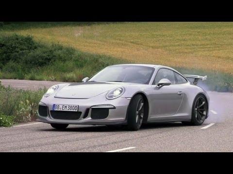 New Porsche 991 GT3. First Drive. CHRIS HARRIS ON CARS