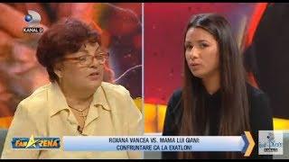 FanArena (25.10.2018) - Roxana Vancea vs mama lui Giani: confruntare ca la Exatlon! Partea 1