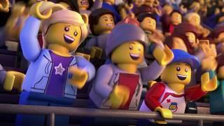 Record Ruckus - LEGO City - Mini Movie