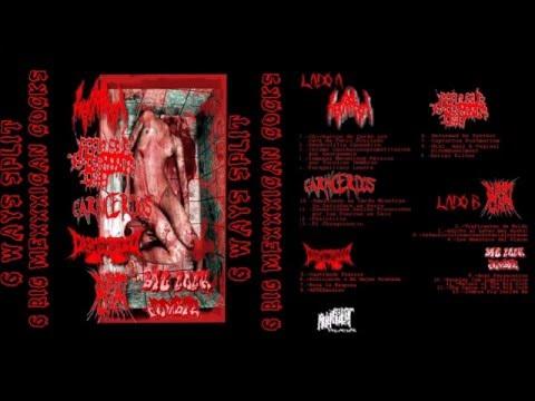 6 Big Mexxxican Cocks - Split Tape (Side A)